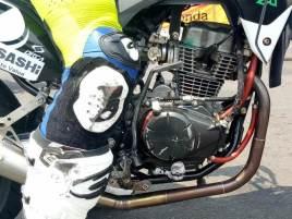 HDC Malang 2019 oil cooler crf-motogokil