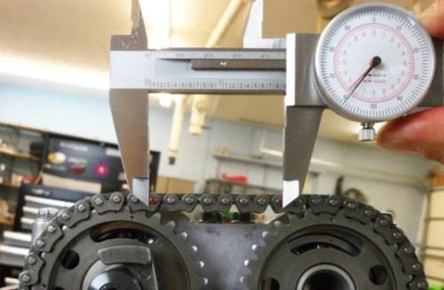 measure 8 pin timing chain-motogokil