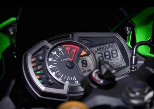 speedometer new ninja 250 4-cyl-motogokil