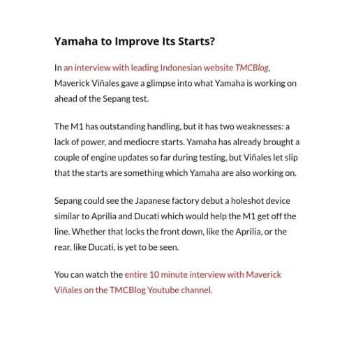 notice for tmcblog from david emmet