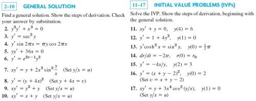 1-3 problem set