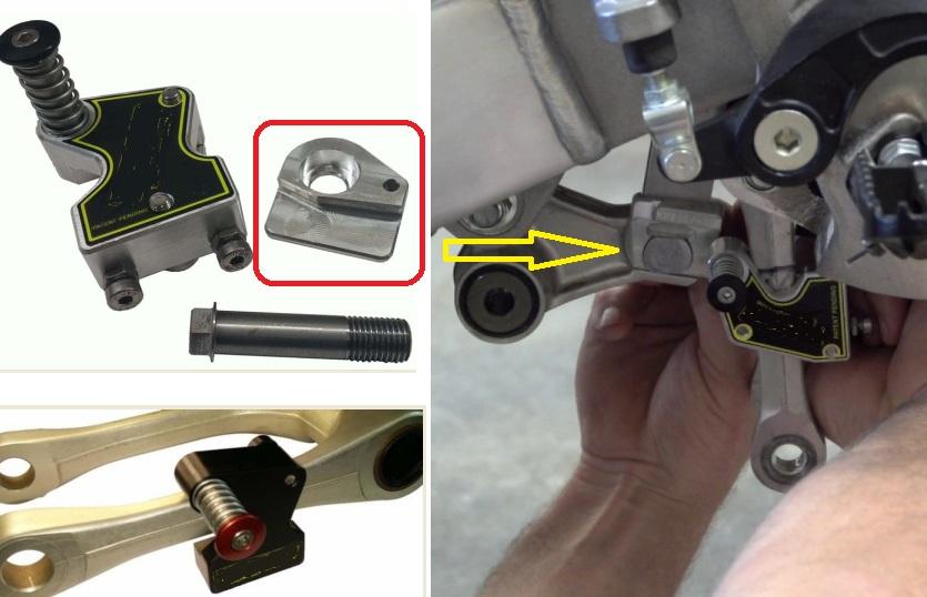 holeshot for rear suspensio 1