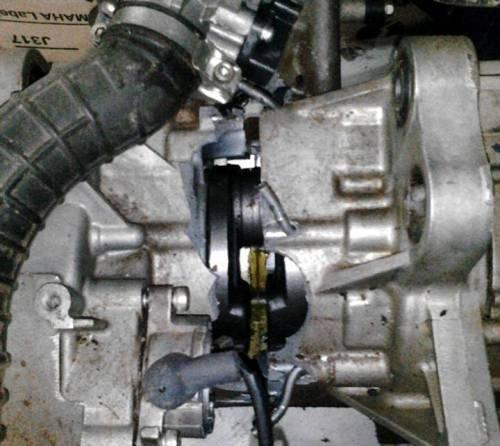 nmax engine broken