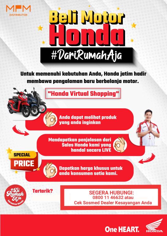 honda virtual shoping
