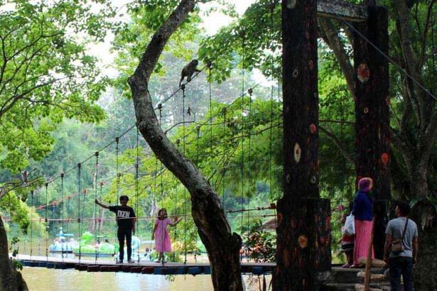taman-wisata-punti-kayu-palembang