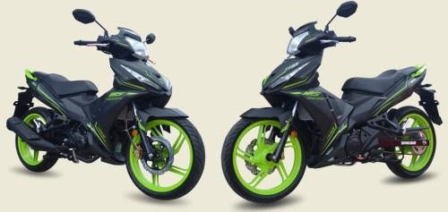 sym vf3i 185 motogokil