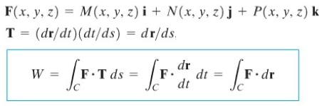 work in field vector