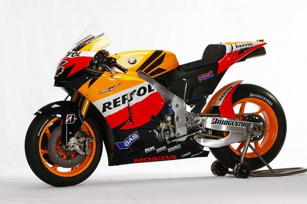 2010 Honda RC212V