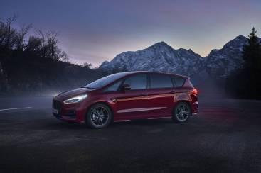 Ford S-Max i Galaxy Hybrid (6)