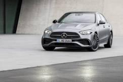 Mercedes klasy C 2021 (1)