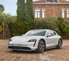 Porsche Taycan Cross Turismo 2021 (8)