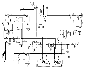 1965 Ford Thunderbird Alternator Wiring Diagram