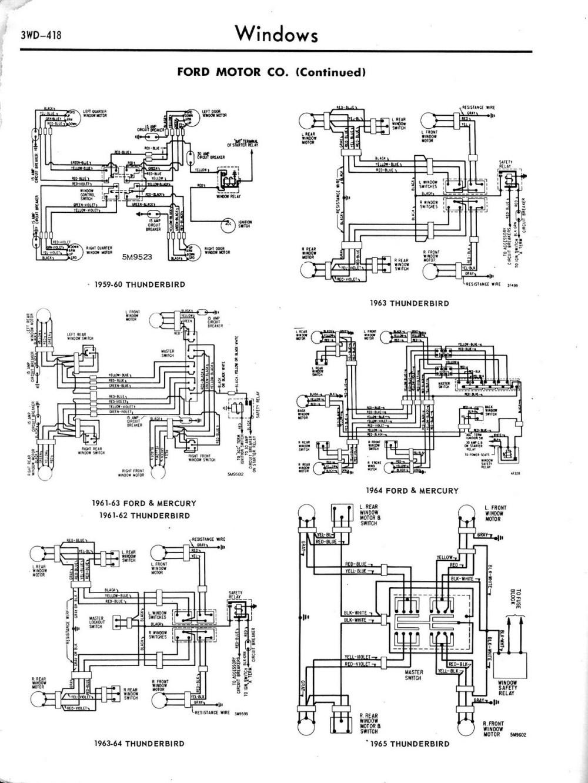 medium resolution of 1964 thunderbird fuse panel diagram schematics wiring diagrams u2022 rh parntesis co 1994 ford ranger fuse