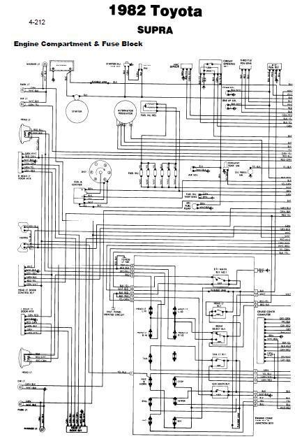 1985 Toyota Ecu Supra Wiring Diagram Home Design Ideas