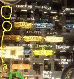 1983 chevy fuse box my wiring diagram1983 chevy fuse box [ 768 x 1024 Pixel ]