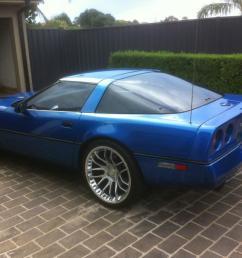 1985 c4 corvette for sale [ 1071 x 800 Pixel ]