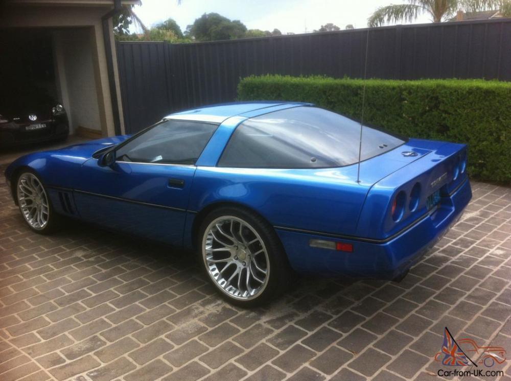 medium resolution of 1985 c4 corvette for sale