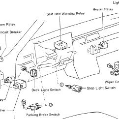 1986 Toyota Mr2 Wiring Diagram Mtd 7 Pin Ignition Switch 1985 Fuse Box Schematic Camry Data Schema Turbo