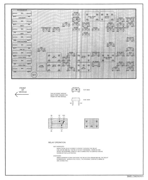 small resolution of 1993 toyota 4runner fuse diagram