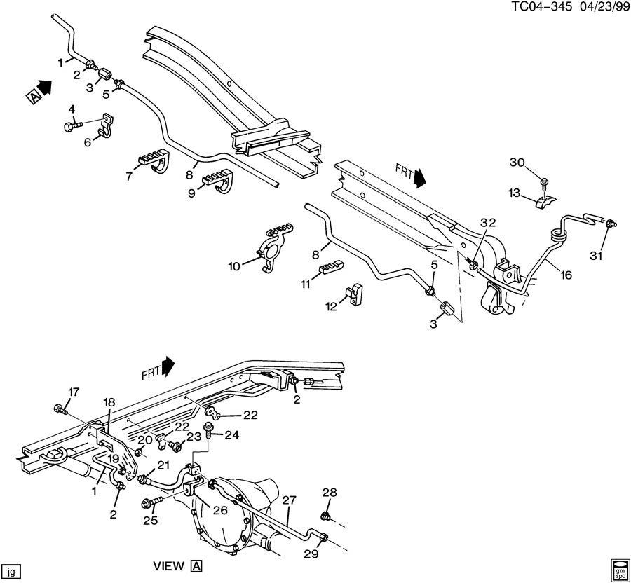 2005 chevy silverado parts diagram auto parts diagrams