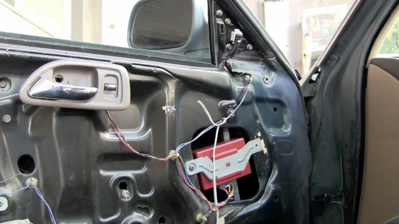 hight resolution of 1997 honda accord power door lock control unit 1997 honda accord under hood fuse box