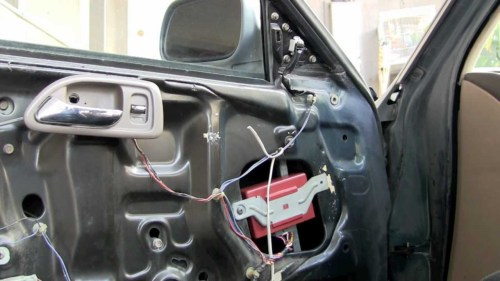 small resolution of 1997 honda accord power door lock control unit 1997 honda accord under hood fuse box