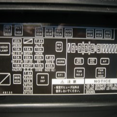 2005 Toyota Corolla Car Stereo Wiring Diagram 110v Plug Uk 1987 Best Library Camry Fuse Box Location 35 2002