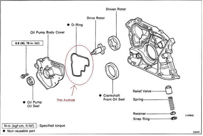 1997 Toyota RAV4 Fuse Diagram