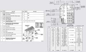 Fuse Diagram 2010 Dodge Challenger | Online Wiring Diagram