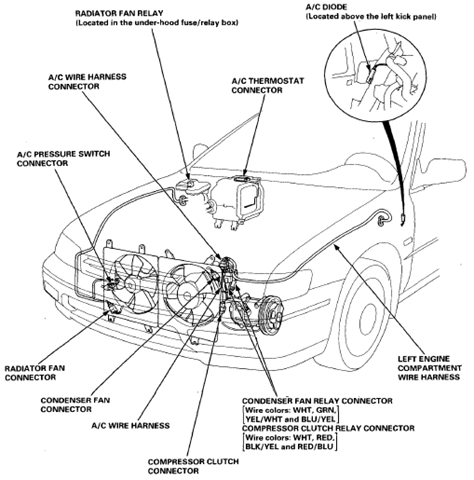 Engine Wiring Diagram 2002 Honda Accord