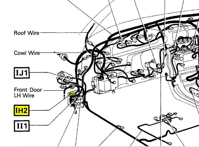 1999 corolla engine diagram  kenworth wiring harness