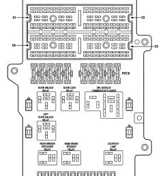 2000 chrysler fuse box wiring diagram explained 2007 chrysler sebring fuse box diagram 2000 chrysler town [ 2112 x 2656 Pixel ]