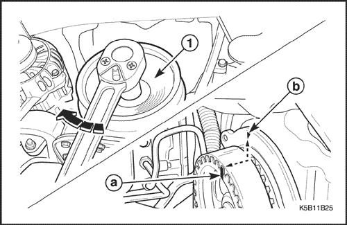 Daewoo Lanos Timing Belt Replacement