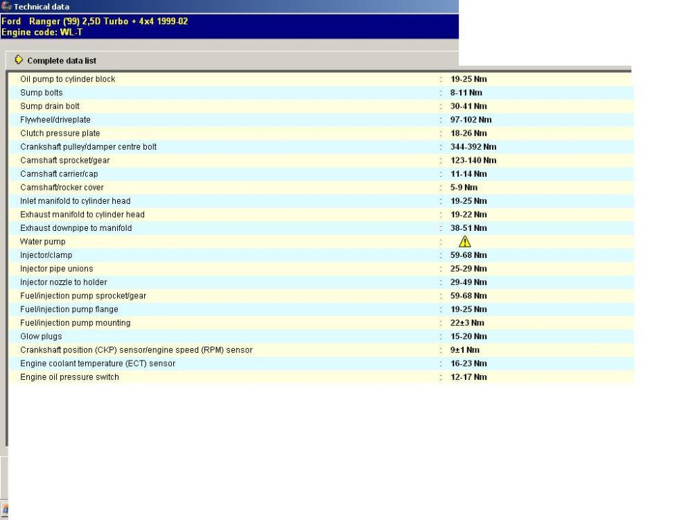 medium resolution of 2000 kia sportage timing marks