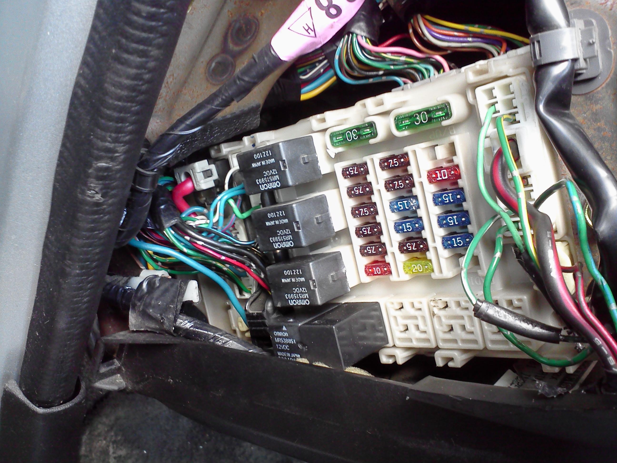 1996 mitsubishi mirage radio wiring diagram usb to rs232 pinout 1999 fuse box 2004 lancer