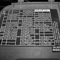 1996 Nissan Sentra Wiring Diagram Rv Power Inverter 2001 Maxima Fuse Diagrams Schematic 1998 Box Hubs Quest