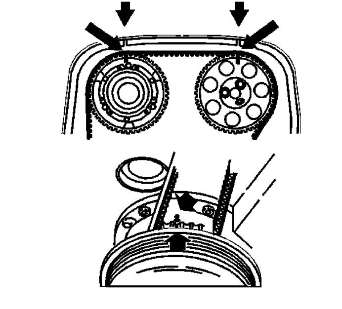 2000 Volvo S40 Timing Belt Cam Tool