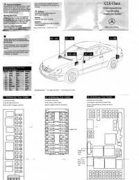 Fuse Box Location 2006 Mercedes Slk 350 2006 Mercedes C ...