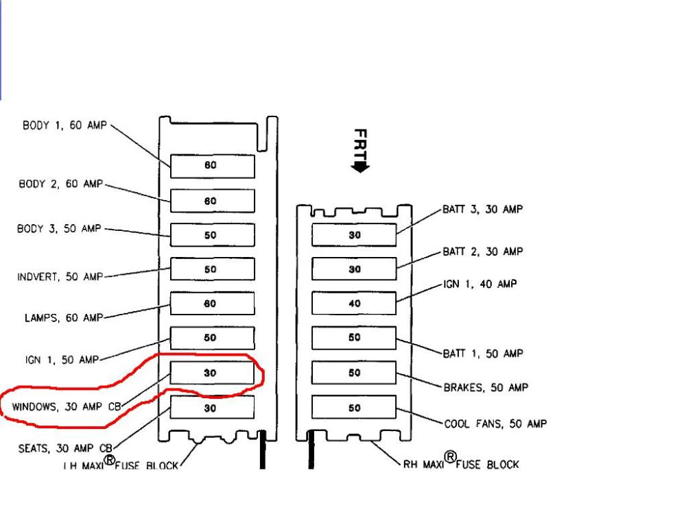 medium resolution of 2001 cadillac deville fuse box diagram