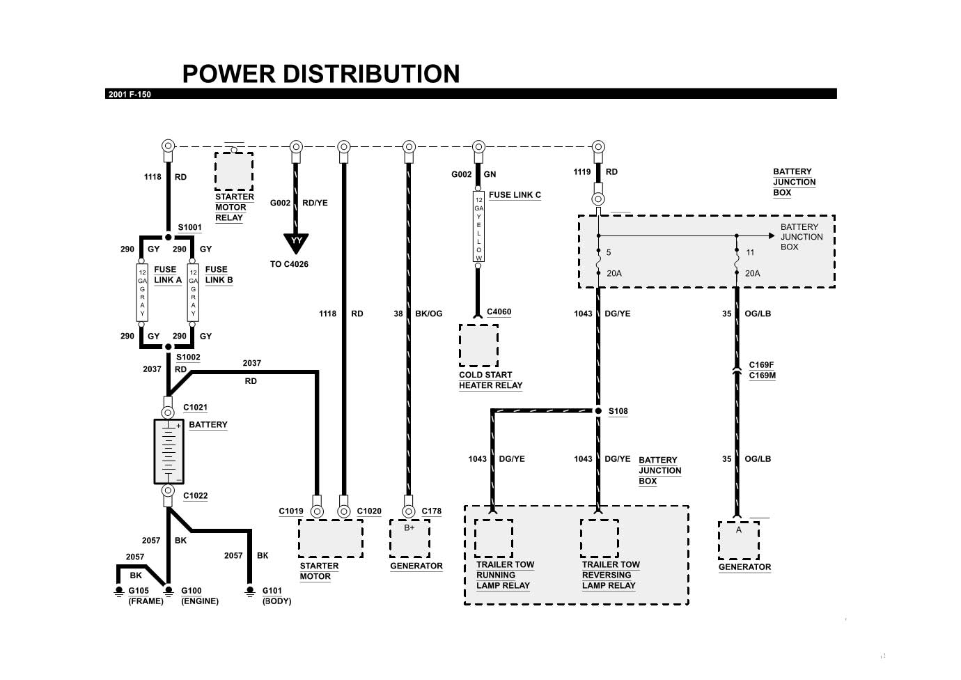 [DIAGRAM] 2003 Ford Taurus Fuel Pump Wiring Diagram FULL