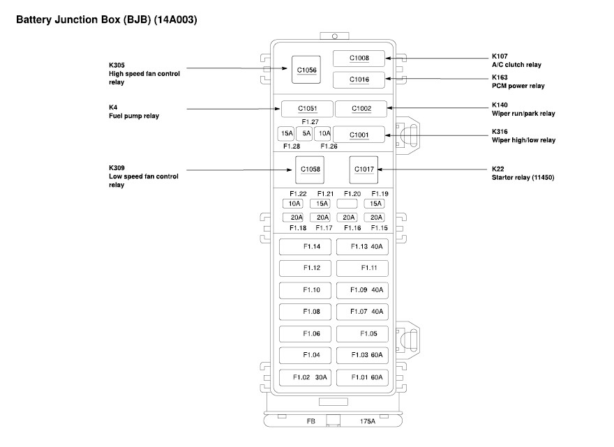 2002 ford taurus wiring diagram 2016 f150 headlight 01 fuse box 2001 radio diagrams lose01 1997