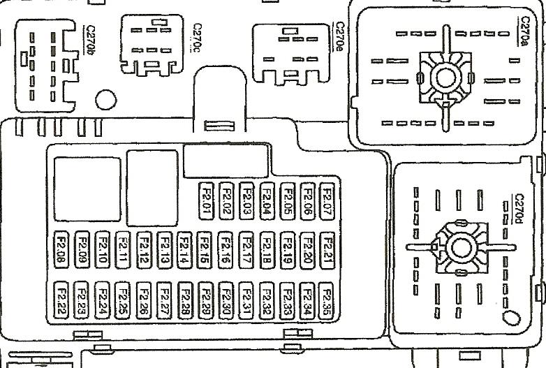 2001 lincoln navigator radio wiring diagram