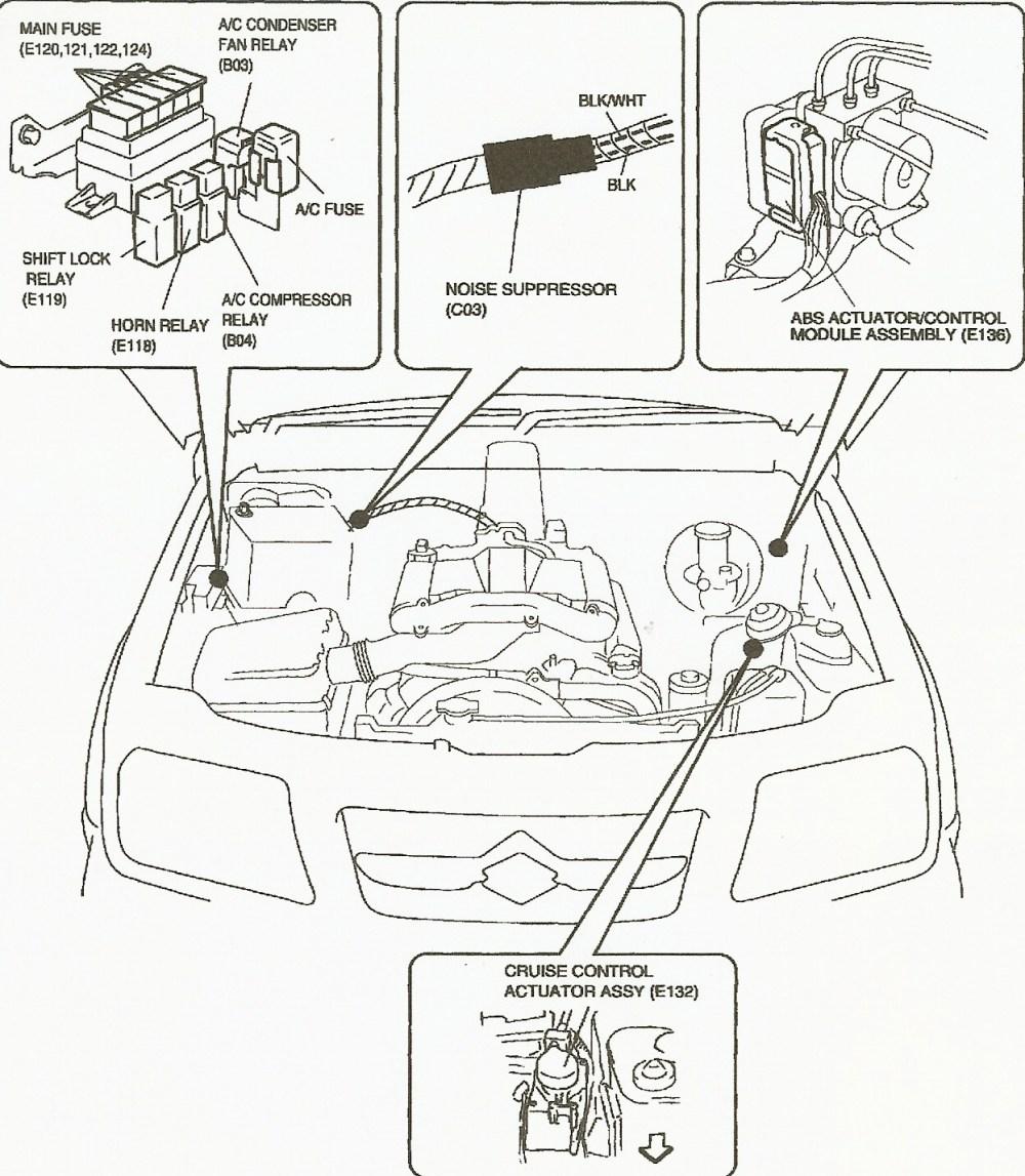 medium resolution of fuse box diagram for 1999 suzuki grand vitara wiring diagram 2001 suzuki grand vitara 1999 suzuki grand vitara wiring diagram