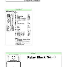 2001 toyota camry fuse box diagram [ 728 x 1589 Pixel ]