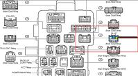 2003 Toyota Sequoia Stereo Wiring Diagram Toyota Tundra ...