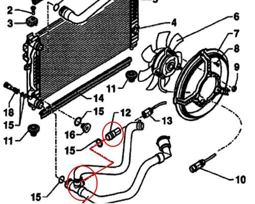 small resolution of 2001 vw passat cooling fan diagram image details vw 1 8t engine vw 1 8t cooling