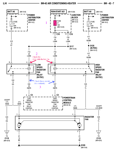 small resolution of 2006 chrysler sebring wiring diagram wiring diagrams scematic 2003 chrysler sebring limited convertible 2003 sebring convertible wiring diagram