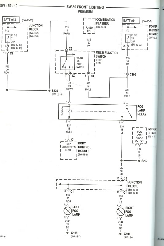 Wiring Diagram For 2002 Chrysler Seabring : 41 Wiring