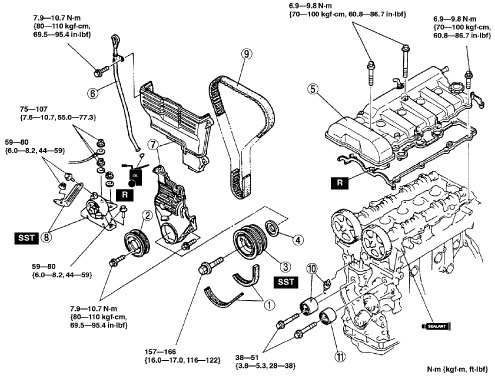 Diagram Of Engine Compartment For 1998 Chevy Tahoe Heater Hose
