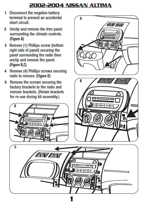 2003 Nissan Sentra Wiring